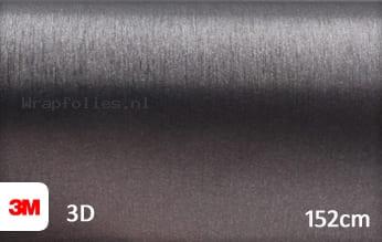 3M 1080 BR201 Brushed Steel wrap folie