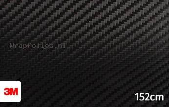 3M 1080 CFS12 Carbon Fiber Black wrap folie