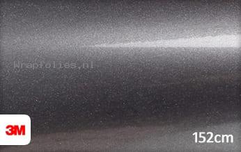 3M 1080 G201 Gloss Anthracite wrap folie