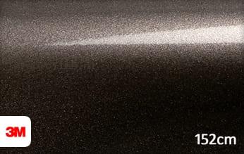 3M 1080 G211 Gloss Charcoal Metallic wrap folie