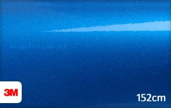 3M 1080 G337 Gloss Blue Fire wrap folie
