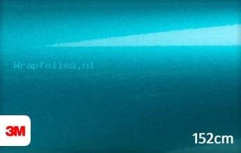 3M 1080 G356 Gloss Atomic Teal wrap folie