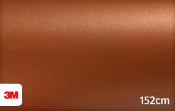 3M 1080 M229 Matte Copper Metallic wrap folie
