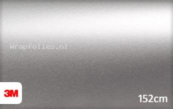 3M 1080 S120 Satin White Aluminium wrap folie
