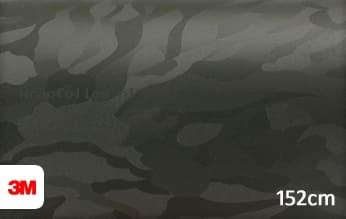 3M 1080 SB26 Shadow Military Green wrap folie