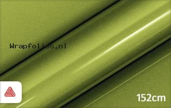 Avery SWF Acid Green Gloss Metallic wrap folie