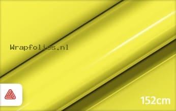 Avery SWF Ambulance Yellow Gloss wrap folie