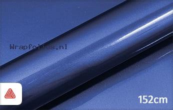 Avery SWF Dark Blue Gloss Metallic wrap folie
