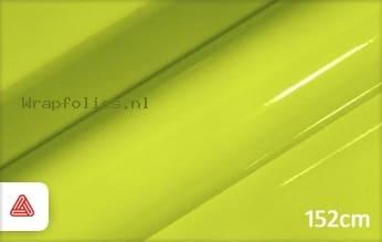 Avery SWF Lime Green Gloss wrap folie