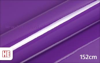 Hexis HX20008B Plum Violet Gloss wrap folie