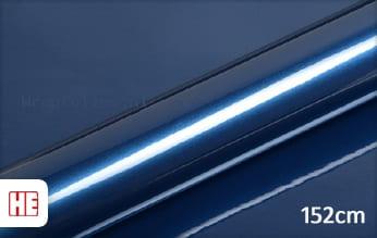 Hexis HX20033B Firmament Blue Gloss wrap folie