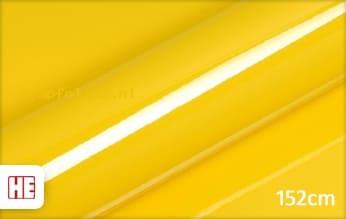 Hexis HX20109B Sun Yellow Gloss wrap folie