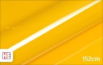 Hexis HX20123B Daffodil Yellow Gloss wrap folie