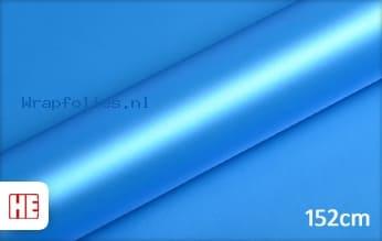 Hexis HX20219S Ara Blue Metallic Satin wrap folie