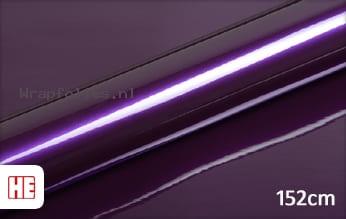 Hexis HX20352B Elderberry Purple Gloss wrap folie