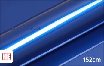 Hexis HX20905B Night Blue Metallic Gloss wrap folie
