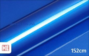 Hexis HX20P004B Apollo Blue Gloss wrap folie
