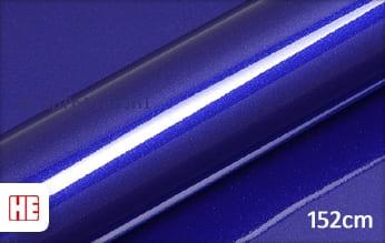 Hexis HX20P005B Triton Blue Gloss wrap folie