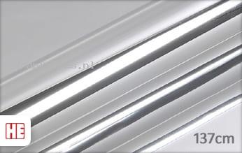 Hexis HX30SCH01B Super Chrome Silver Gloss wrap folie