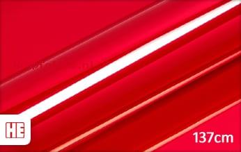 Hexis HX30SCH02B Super Chrome Red Gloss wrap folie