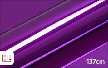 Hexis HX30SCH06B Super Chrome Purple Gloss wrap folie