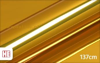 Hexis HX30SCH07B Super Chrome Gold Gloss wrap folie