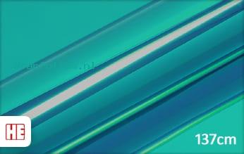 Hexis HX30SCH11B Super Chrome Light Blue Gloss wrap folie
