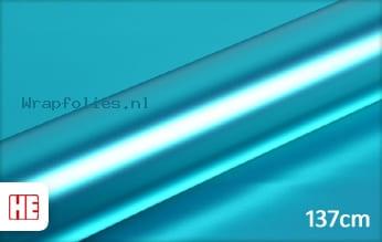 Hexis HX30SCH11S Super Chrome Blue Satin wrap folie