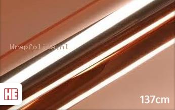 Hexis HX30SCH12B Super Chrome Rose Gold Gloss wrap folie