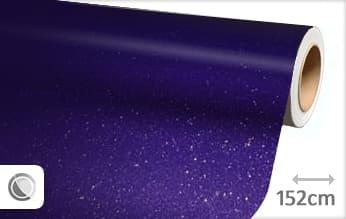 Diamant paars wrap folie