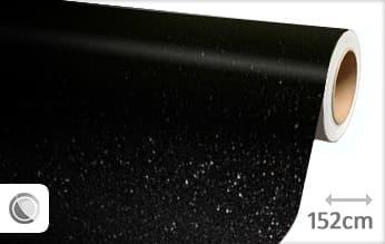 Diamant zwart wrap folie