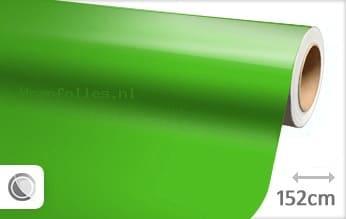 Glans groen wrap folie
