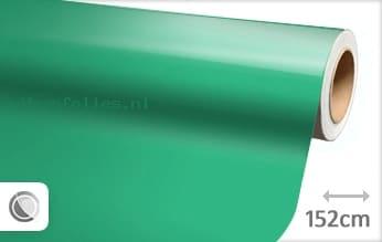 Glans turquoise wrap folie