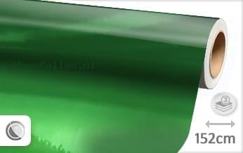 Groen chroom wrap folie