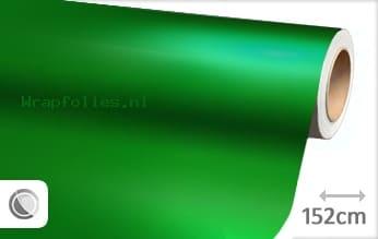 Mat chroom groen wrap folie