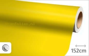 Mat geel wrap folie